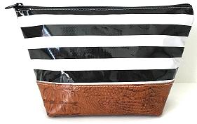 ACEL-Stripe Black/Rust