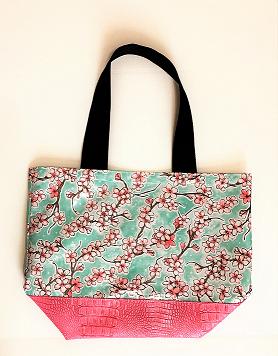 AC-Cherry Blossom Mint/Pink