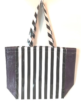 ACMKT-Stripe Black/Purple