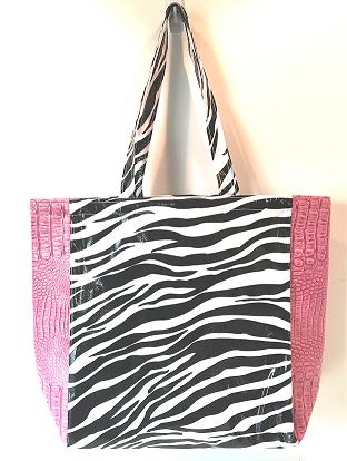 ACMKT-Zebra Black/Pink