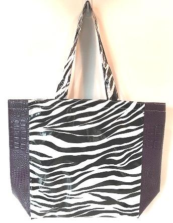 ACMKT-Zebra Black/Purple