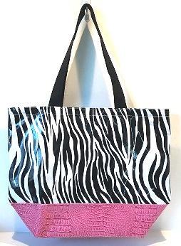AC-Zebra Black/Pink