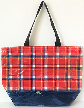 BB-Plaid Red/Blue