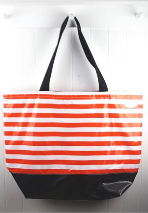 BB-Stripe Orange/Black