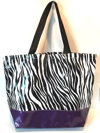 BB-Zebra Black/Purple