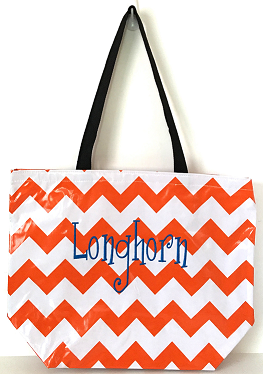 LT-Longhorn Chevron Orange