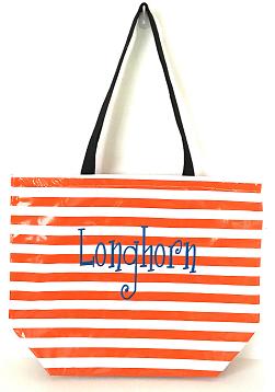 LT-Longhorn Stripe Orange