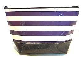 EG-Stripe Purple/Black