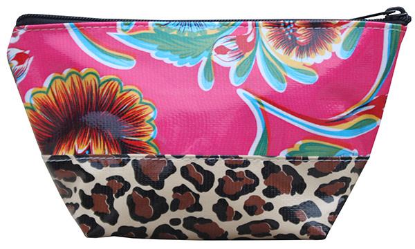 EL-Sweet Flower Pink/Leopard Brown