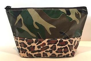 EL-Camo Green/Leopard Brown