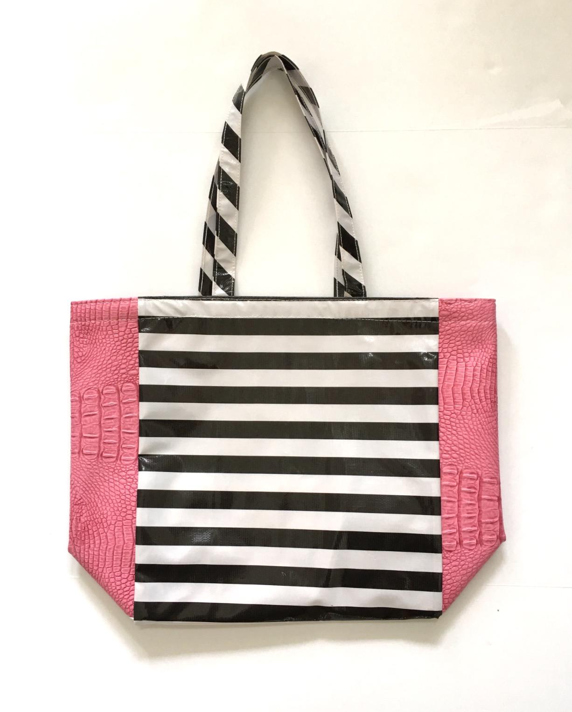 ACMKT-Stripe Black/Pink