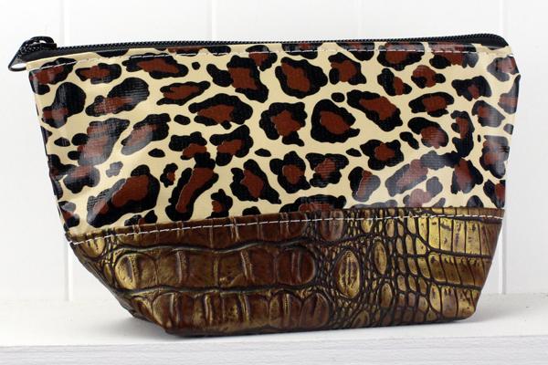ACEL-Leopard Brown/Bronze
