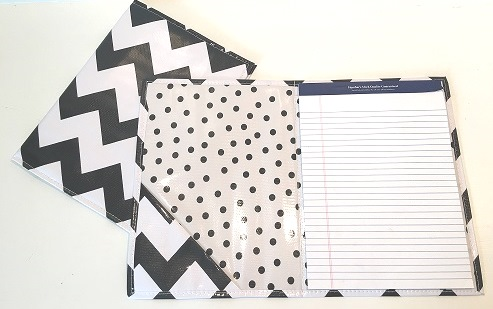 JOT-Chevron Black