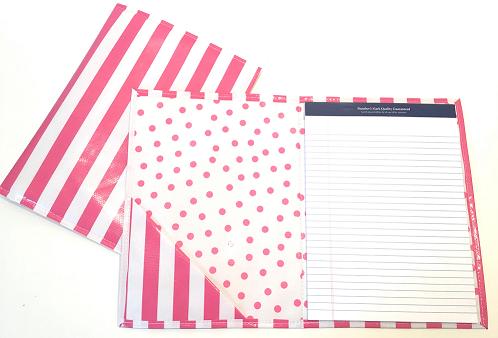 JOT-Stripe Pink