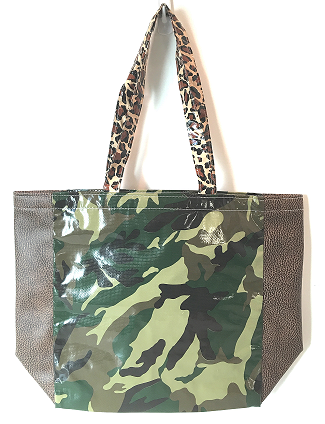 LCMKT-Camo Green/Saddle