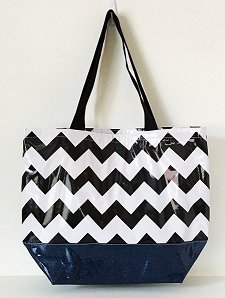 LGT-Chevron Black/Blue