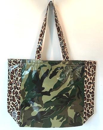 MKT-Camo Green/Leopard Brown