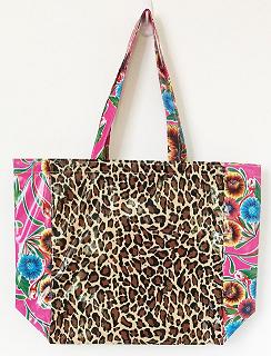 MKT-Leopard Brown/Sweet Flower Pink
