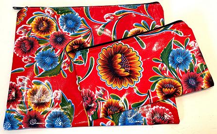 ZP-Sweet Flower Red