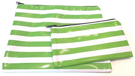 ZP-Stripe Green