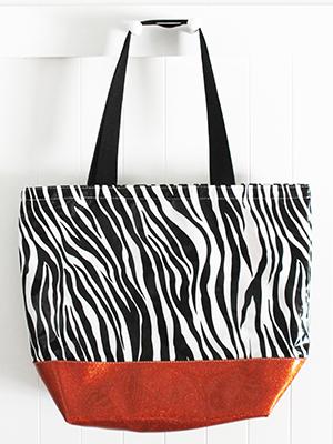 BB-Zebra Black/Orange