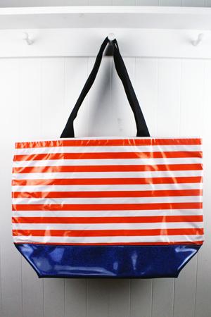 BB-Stripe Orange/Blue