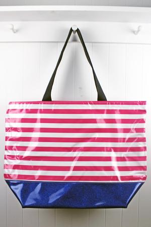 BB-Stripe Pink/Blue