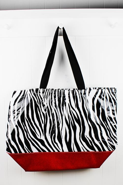 BB-Zebra Black/Red