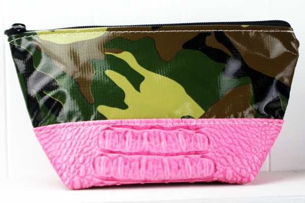 ACEL-Camo Green/Pink