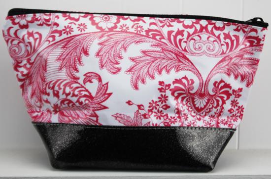 EG-Lace Pink/Black