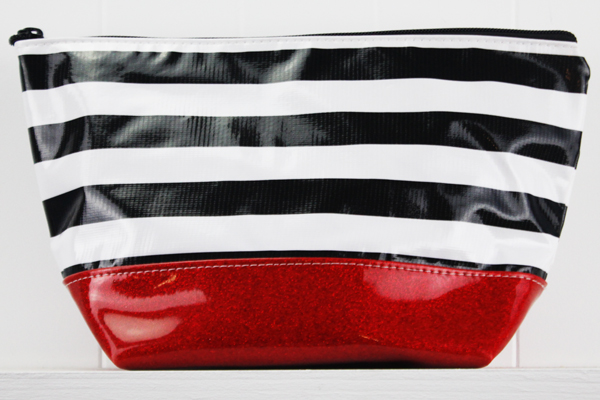 EG-Stripe Black/Red