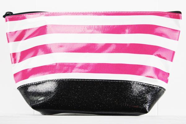 EG-Stripe Pink/Black