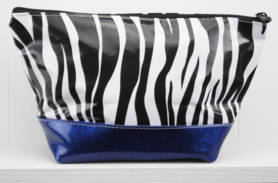 EG-Zebra Black/Blue