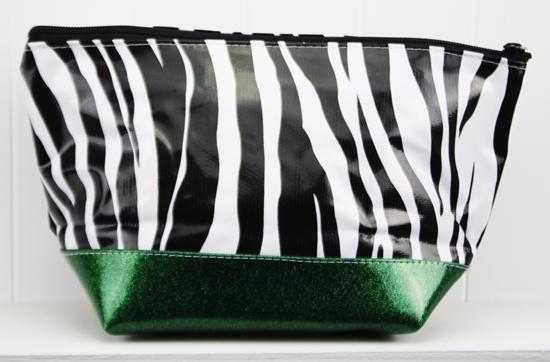 EG-Zebra Black/Green