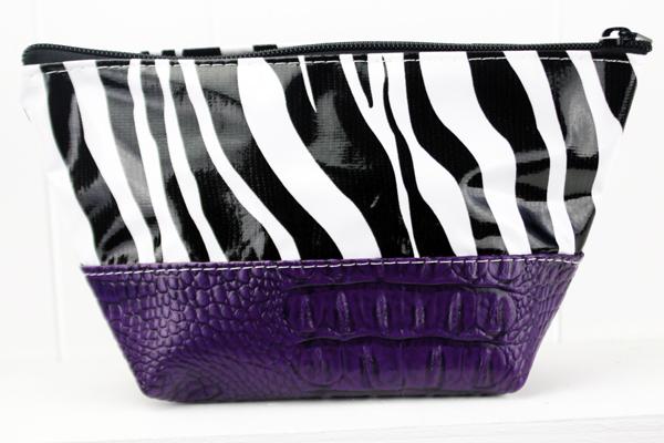 ACEL-Zebra Black/Purple