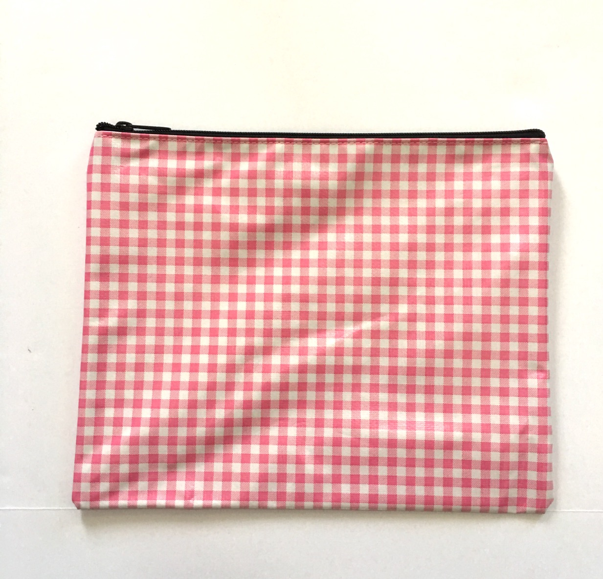 ZP-Gingham Pink