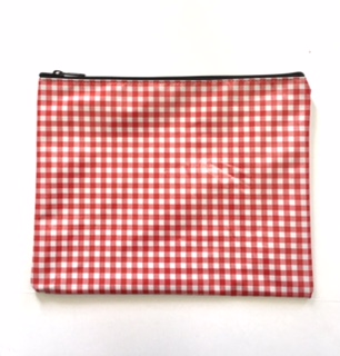 ZP-Gingham Red