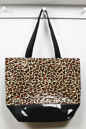 BB-Leopard Brown/Black