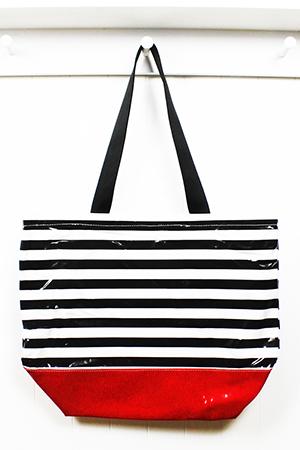 BB-Stripe Black/Red