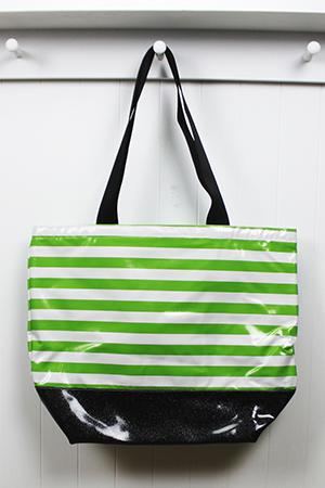 BB-Stripe Green/Black