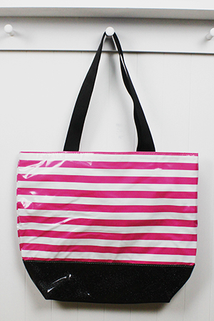 BB-Stripe Pink/Black