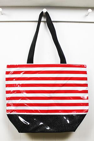 BB-Stripe Red/Black