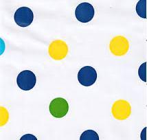 ZP-Big Dot Blue